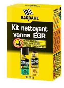 Kit Nettoyant Vanne EGR spécifique