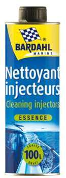 Nettoyant injecteurs essence