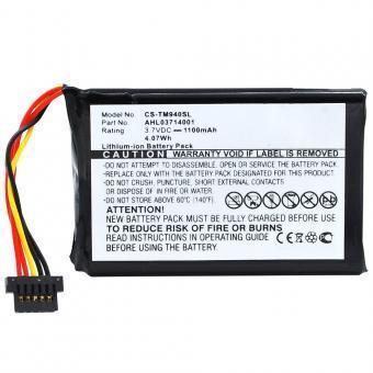 Batterie TomTom GO 940 Live