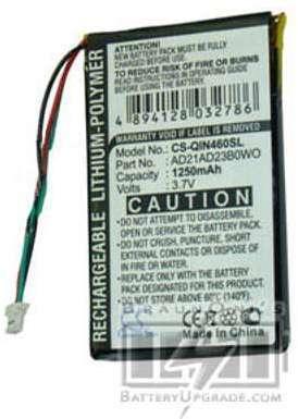 Garmin Nuvi 465T batterie