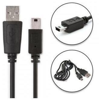 Câble mini-USB Garmin Nüvi