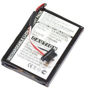 Batterie Mitac Mio Moov 200e