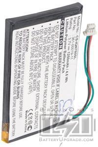 Garmin Nuvi 760 batterie (1250