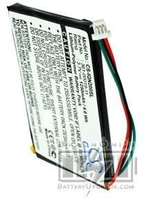 Garmin Edge 705 batterie (1250