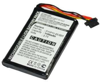 Batterie pour TomTom GO 550