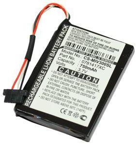 Batterie Mitac Mio Moov 370