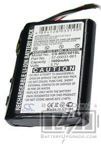 Magellan Crossover batterie
