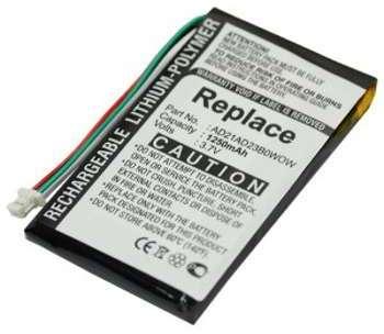Batterie pour Garmin nüvi
