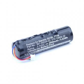 Batterie Garmin DC50 Dog Tracking