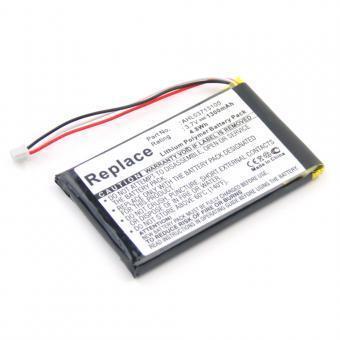 Batterie TomTom GO 920 1300mAh
