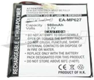 Batterie li-pol 3 7 v 980
