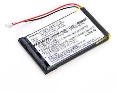 TomTom GO 530 Batterie - 1300mAh