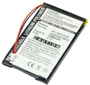 Batterie Garmin Nüvi 310 1250mAh