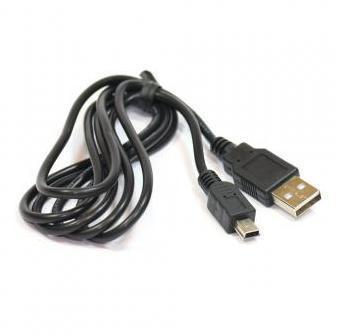 Câble mini-USB Navman F37M