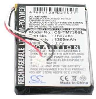 Batterie pour TOM-TOM GO 720