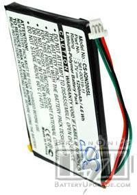 Garmin Nuvi 255W batterie
