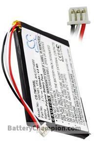 Batterie (1300 mAh) adapté