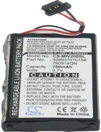 Batterie type MITAC 780914QN