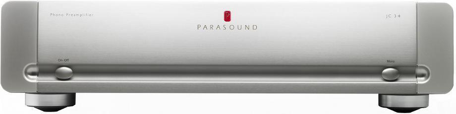 Parasound HALO JC3 Argent
