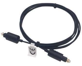 Câble optique audio Toslink