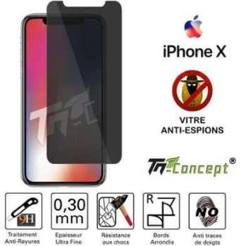 IPhone X - Vitre de Protection