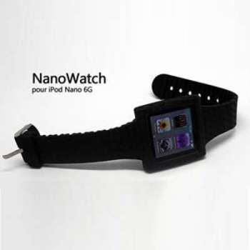 Bracelet NanoWatch pour iPod
