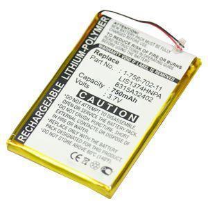 Batterie Sony NWZ-A729 750mAh