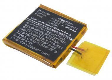 Batterie Apple iPod Shuffle