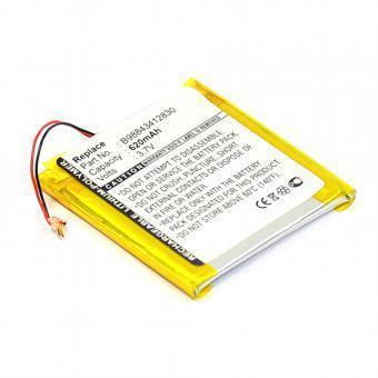 Batterie Samsung YP-Q2 620mAh