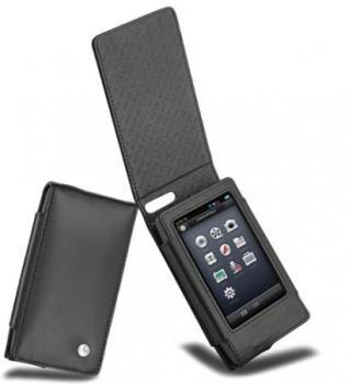 Housse cuir Cowon iAudio S9