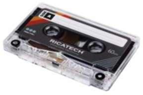 Cassette audio 60 minutes