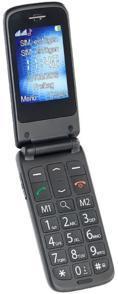 Téléphone portable à clapet