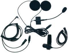 Kit mains libres Moto MHS-650