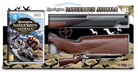 Remington Dangerous Animals