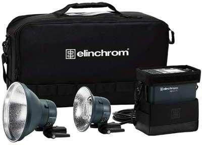 ELINCHROM Kit ELB 500 TTL