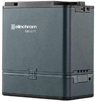 ELINCHROM ELB 500 TTL Nu