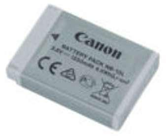 CANON batterie NB-13L pour