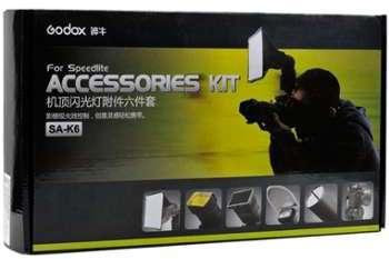 GODOX Kit d accessoires SA-K6