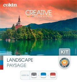 COKIN Kit 3 Filtres Dégradés