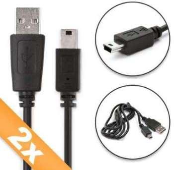 2x Câble USB Canon PowerShot