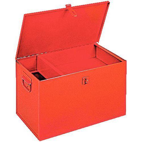 curver c caisse de rangement unibox 48l. Black Bedroom Furniture Sets. Home Design Ideas