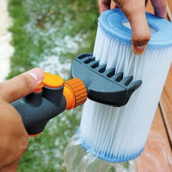 Peigne de nettoyage pour filtre