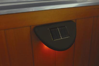Solar Light Sconce