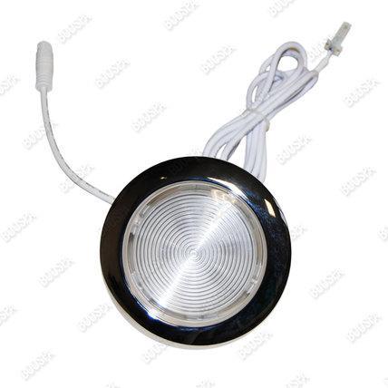 Projecteur LED Inox 12 5cm