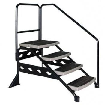 Escalier pour spa SwimSpa