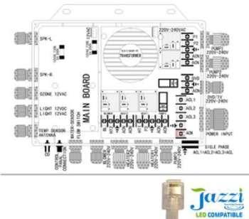 Système de contrôle KL8-3