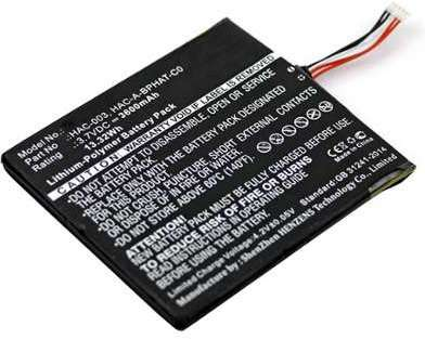 Nintendo HAC-001 Batterie