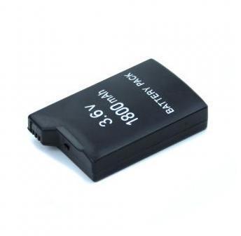 Batterie Sony PSP Slim Lite