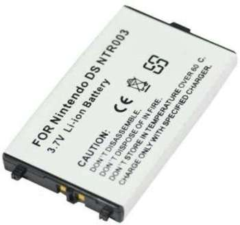 Batterie Nintendo DS 800mAh