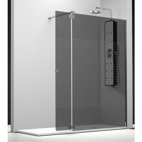 Recherche volet du guide et comparateur d 39 achat - Paroi douche fixe avec volet pivotant ...